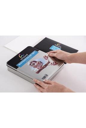 artline Suluboya Seti + Kağıt ve Aksesuar 36 Renk 3