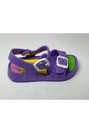 Çocuk Renkli Sandalet Bantlı BY.SNX.ÇMOR.202103