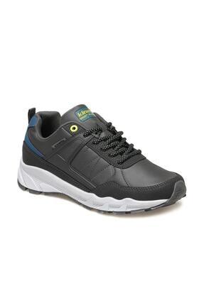 Kinetix RADNAL PU Gri Erkek Sneaker Ayakkabı 100556779 0