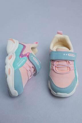 Jump Çocuk Spor Ayakkabı 25833 G Lt.pınk/mınt 3