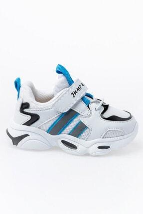 Jump Çocuk Spor Ayakkabı 26056 B Whıte/blue/black 0