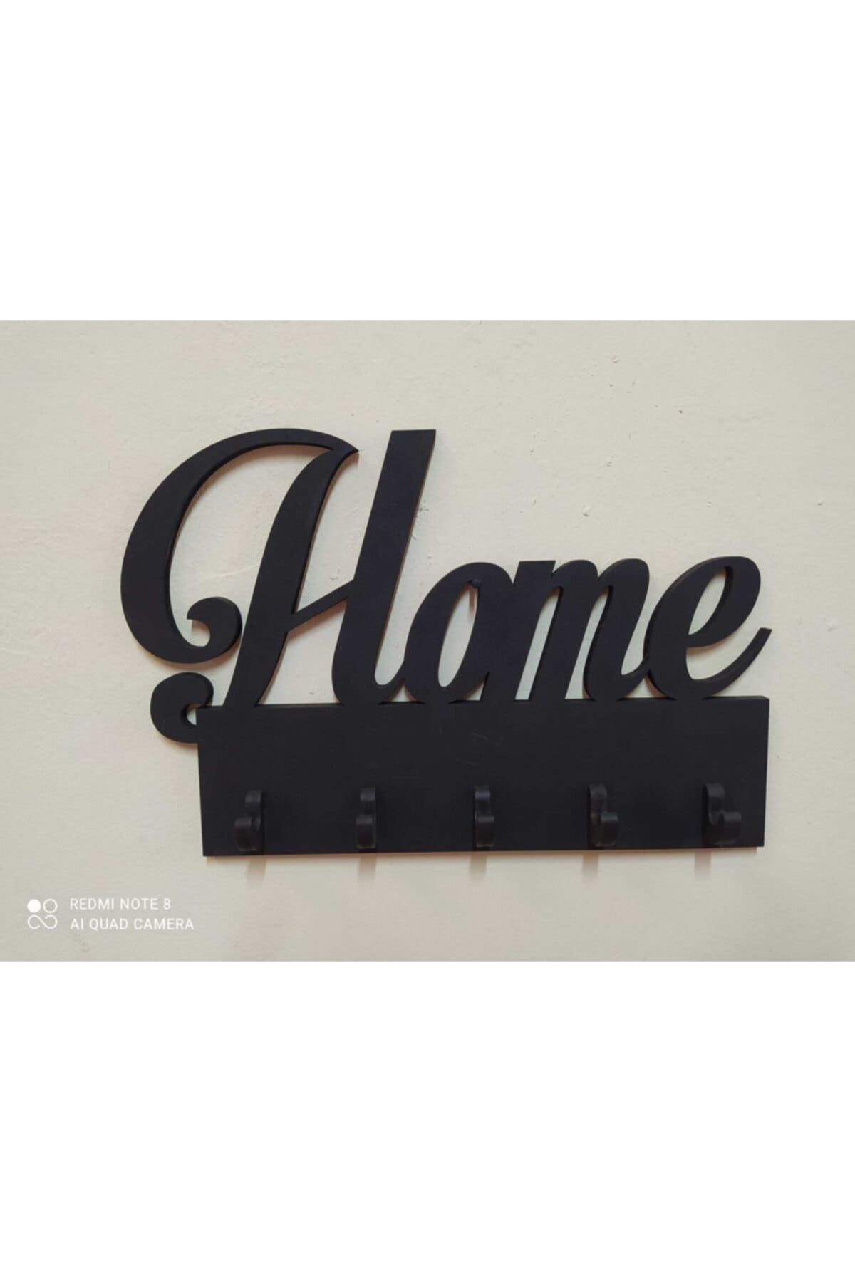 Home Anahtarlık Askılık Dekoratif Home Anahtarlık