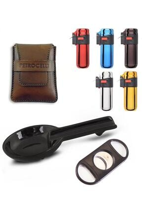 Petrocelli Premium Puro Set Kaşık Küllük AT01403