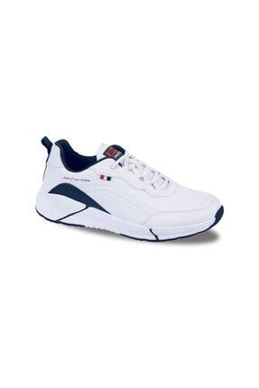 Jump 25662 Beyaz Erkek Günlük Spor Ayakkabı 0