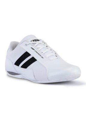 Jump Erkek Siyah Kırmızı Günlük Spor Ayakkabı -45 24860 2