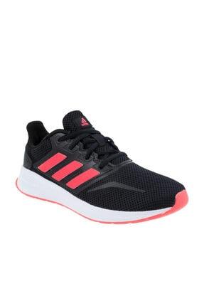 adidas RUNFALCON K Siyah Kız Çocuk Koşu Ayakkabısı 100663822 0