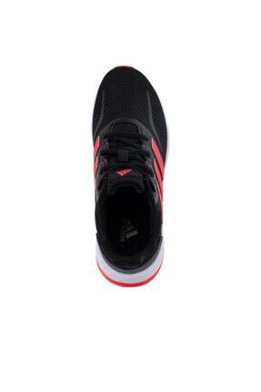 adidas RUNFALCON K Siyah Kız Çocuk Koşu Ayakkabısı 100663822 2