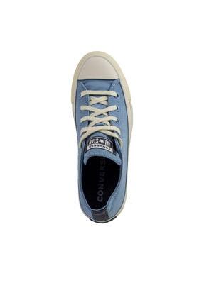 Converse Chuck Taylor All Star Kadın Mavi Spor Ayakkabı (570306C.429) 2