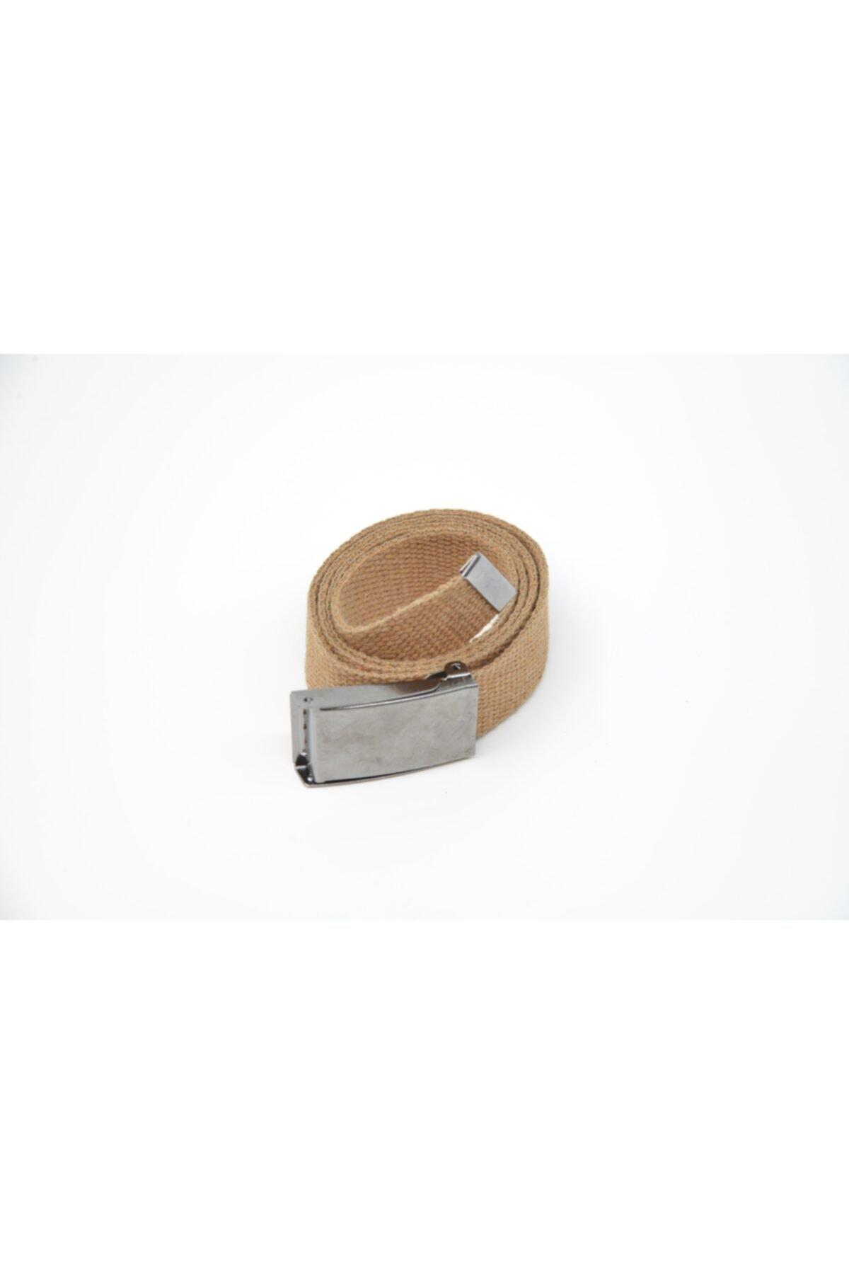 Unisex Kapaklı Tokalı Çocuk Kolon Kemeri 3 Cm