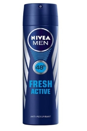 Nivea Men Fresh Active Sprey Deodorant 150 ml 0