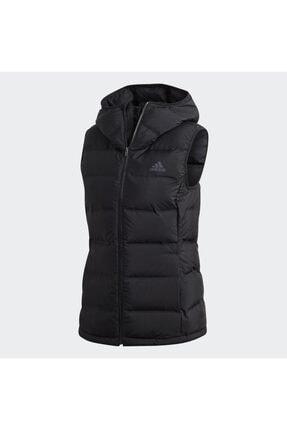 adidas W HELIONIC VEST Siyah Kadın Mont 101117470 2