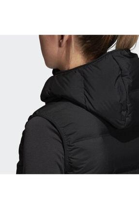 adidas W HELIONIC VEST Siyah Kadın Mont 101117470 4