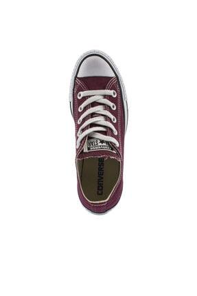 Converse CHUCK TAYLOR ALL STAR Bordo Erkek Sneaker Ayakkabı 101013043 2