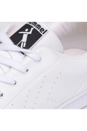 HUMMEL HMLBUSAN Beyaz Erkek Sneaker Ayakkabı 101085952 4