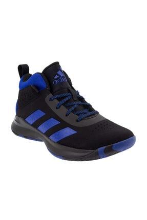 adidas CROSS EM UP 5 K Siyah Erkek Çocuk Basketbol Ayakkabısı 101118038 0