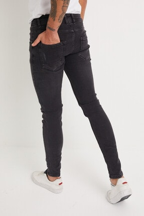 Newtime Erkek Jeans Skinny Fit Likralı 3