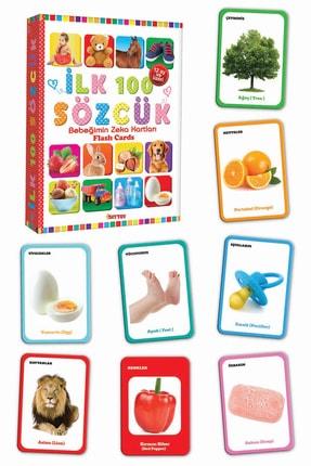 Diytoy Eğitim Seti 100 Sözcük + Ilk 100 Hayvan + Ilk 100 Sebze Meyve + Bebeğimin Ilk Zeka Kartları 2