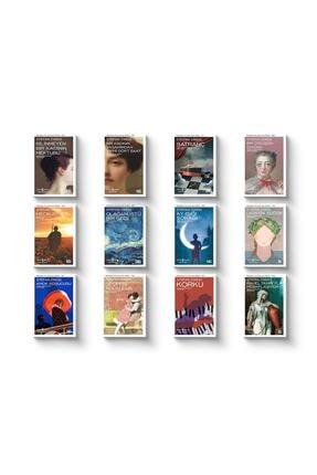 İş Bankası Kültür Yayınları Stefan Zweig 12 Kitap Set - Satranç - Olağanüstü Bir Gece Ve Diğerleri 12 Kitap Bir Arada 0