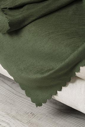 VELERDE HOME Yeşil Nefti Çift Taraflı Çekyat Koltuk Örtüsü 2