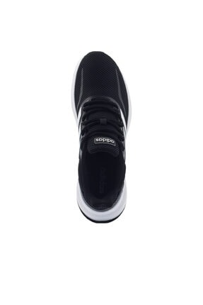 adidas RUNFALCON Siyah Kadın Koşu Ayakkabısı 100403384 2