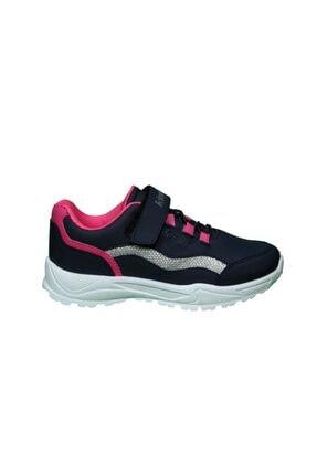 Kinetix ARTEN 9PR Lacivert Kız Çocuk Yürüyüş Ayakkabısı 100425229 1