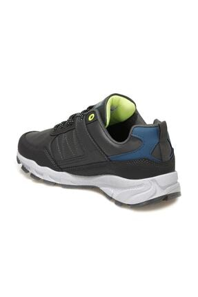 Kinetix RADNAL PU Gri Erkek Sneaker Ayakkabı 100556779 2