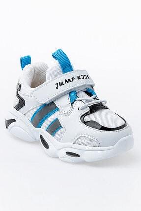 Jump Çocuk Spor Ayakkabı 26056 B Whıte/blue/black 1