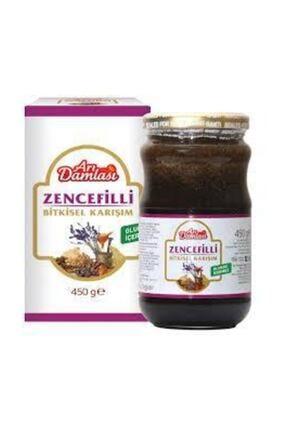 Arı damlası Zencefilli Bitkisel Karışım 450 gr Katkısız %100 Doğal 0