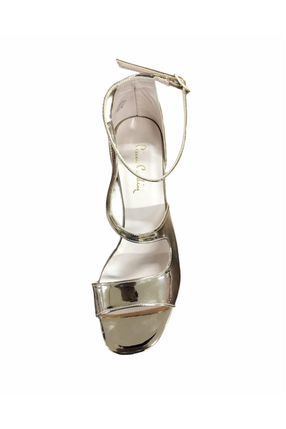 Kısa Topuk Rose Abiye Ayakkabı 54154