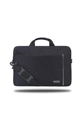 "Picture of Bnd700g Workstation 15.6"" Su Geçirmez Kumaş Macbook Mac Air, Notebook, Laptop El Çantası -siyah-gri"