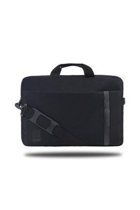 "Picture of Bnd800 Worklife 15.6"" Su Geçirmez Kumaş Macbook, Mac Air, Notebook, Laptop El Çantası -siyah"