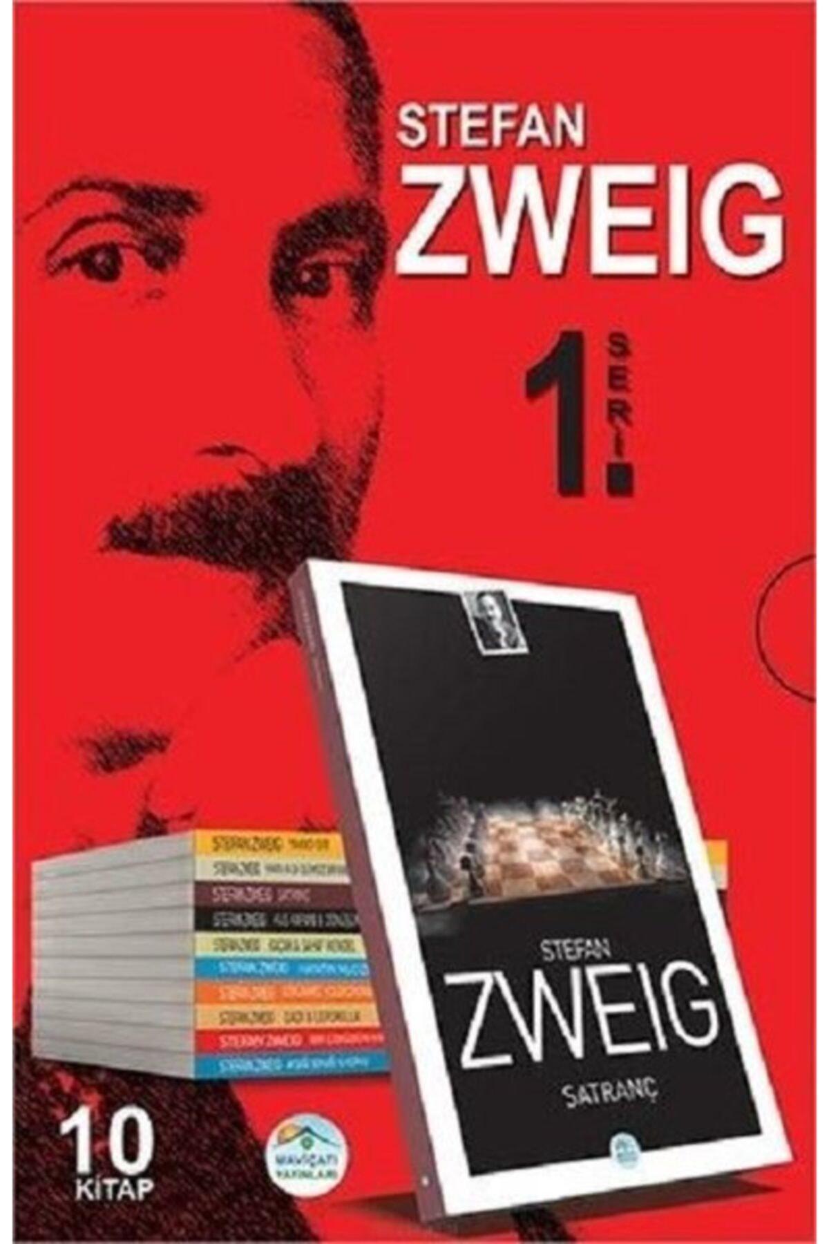 Stefan Zweig Seti 10 Kitap Set 1