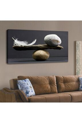 Lora Stil Kanvas Tablo 120x60 cm 0