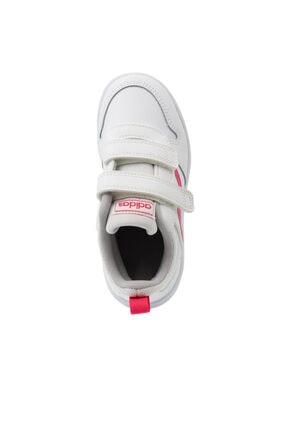 adidas Tensaur C Pembe Unisex Çocuk Sneaker Ayakkabı 2