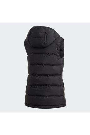 adidas W HELIONIC VEST Siyah Kadın Mont 101117470 3