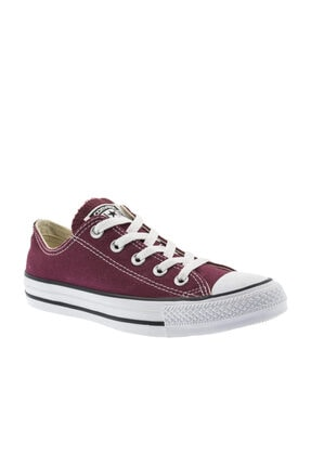Converse CHUCK TAYLOR ALL STAR Bordo Erkek Sneaker Ayakkabı 101013043 0