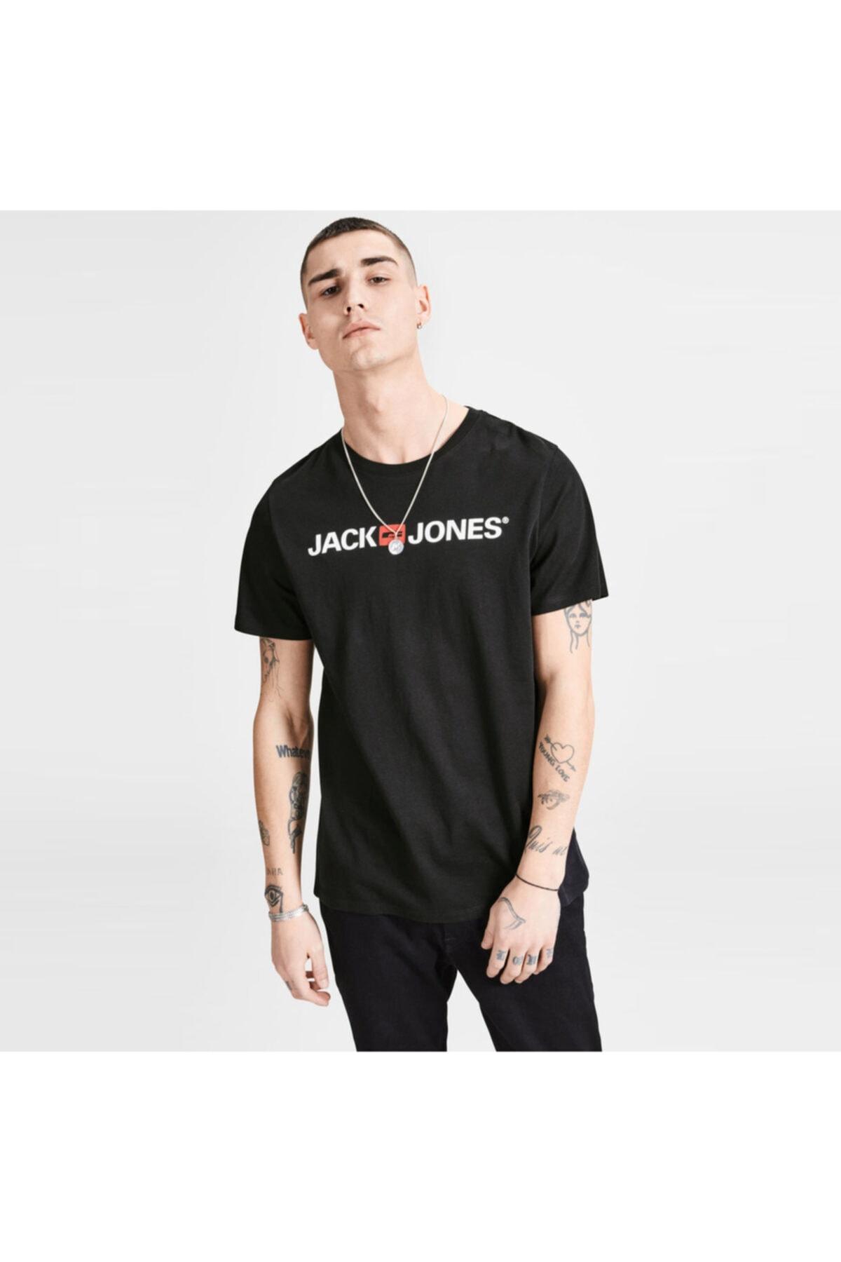 Jjecorp Logo Erkek T-shirt 12137126