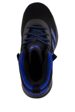adidas CROSS EM UP 5 K Siyah Erkek Çocuk Basketbol Ayakkabısı 101118038 2