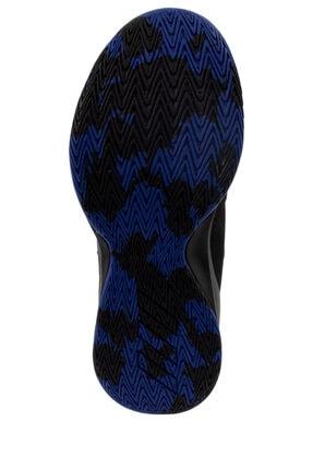 adidas CROSS EM UP 5 K Siyah Erkek Çocuk Basketbol Ayakkabısı 101118038 3
