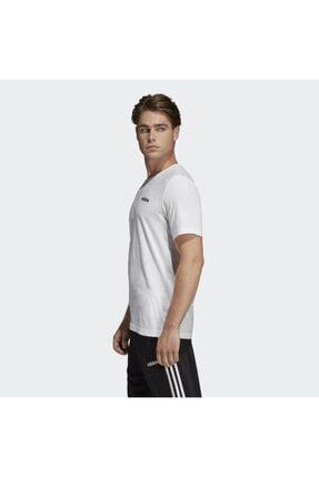 adidas E PLN TEE Beyaz Erkek T-Shirt 100403521 2