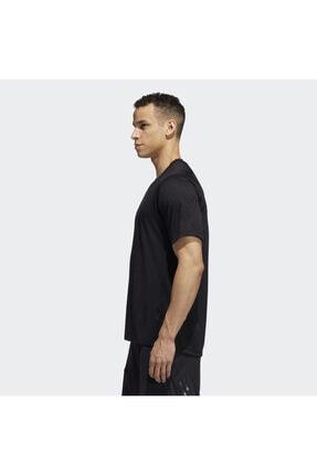 adidas FL_TEC Z FT CCO Siyah Erkek T-Shirt 100575491 1