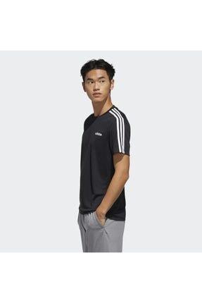 adidas M D2M 3S TEE Siyah Erkek T-Shirt 101117900 1