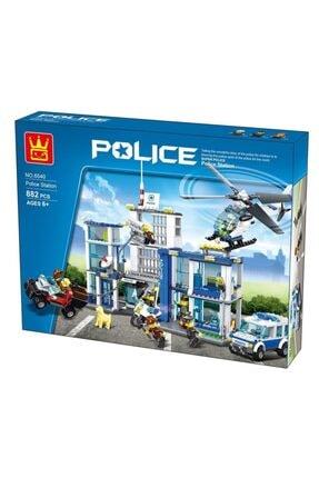 Wange 882 Parça Polis Merkezi(6540) W-PP