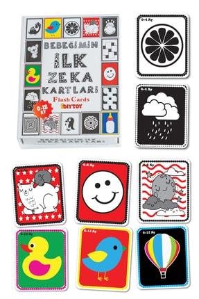 Diytoy Eğitim Seti 100 Sözcük + Ilk 100 Hayvan + Ilk 100 Sebze Meyve + Bebeğimin Ilk Zeka Kartları 1
