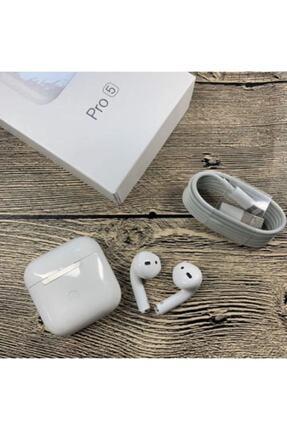 Universal Airpods Pro 5 Tws Bluetooth Kulaklık Yeni Versiyon 8d Ses Kalitesi 1