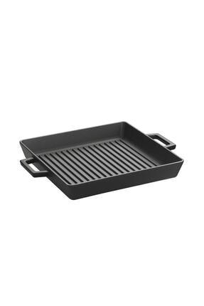 Lava Metal Kulplu Izgara Tava 9005625 0