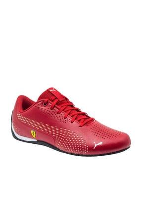 Puma SF DRIFT CAT 5 ULTRA II Kırmızı Erkek Sneaker Ayakkabı 100480274 0