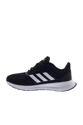 adidas RUNFALCON Siyah Kadın Koşu Ayakkabısı 100403384 1