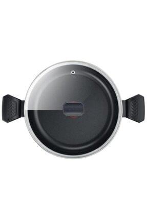 TEFAL Titanyum 1x Extra Cook&clean Difüzyon Tabanlı Derin Tencere - 24 Cm 1