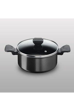 TEFAL Titanyum 1x Extra Cook&clean Difüzyon Tabanlı Derin Tencere - 24 Cm 4